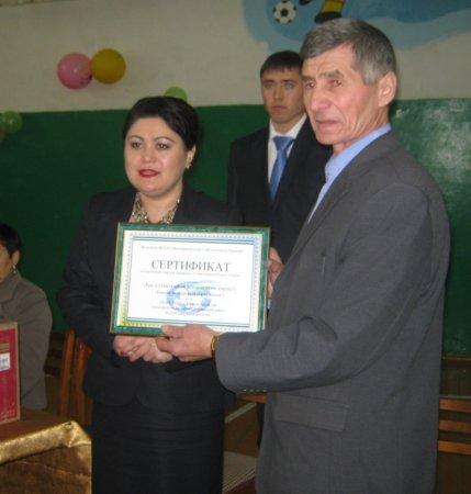 Акция «В здоровом теле - здоровый дух!» в Бурзянском районе
